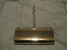 Table Brush Sweeper Silverplate