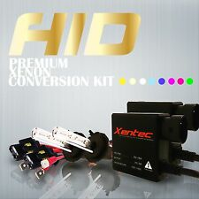 9006 6000k HID XENON LIGHT 2 BULBS  BALLASTS CONVERSION KIT LOW BEAM HEADLIGHT