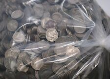 Buffalo Nickel Bag of 4000 Coins Mostly Full Dates Any Partials are Earlier