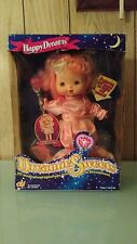 New 1997 Dreamie Sweets 'Happy Dreams' Pink Hair/Light Wand