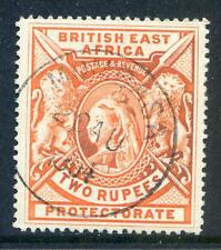 British East Africa 1897-1903 2R lovely fresh used copy (2015/11/09#08)