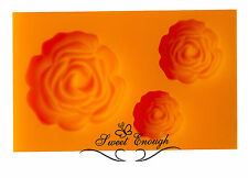 small English Rose mould  Sugarcraft mold cup cake toppers decorations