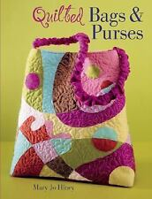 Quilted Bags and Purses by Mary Jo Hiney (2005, Hardcover)