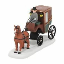 Dept 56 Dickens Village -Dicken's Carriage Ride-- NIB -- Free Shipping