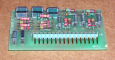 1- BSS FDS 360 - 1.2k frequency crossover card - works perfectly, two available