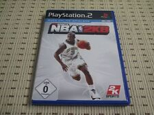 NBA 2K8 für Playstation 2 PS2 PS 2 *OVP*