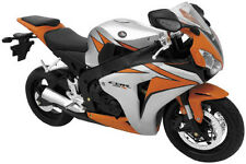 New Ray Toys 49293 Street Bike 1:6 Scale Motorcycle Honda Cbr1000rr - Orange