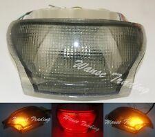 Tail Turn Signals Blinker Light Smoke Fit TRIUMPH Daytona T595 955i Speed Triple