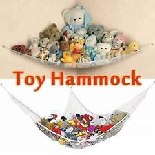 HAMMOCK STORAGE TIDY KIDS PLAYROOM BEDROOM NURSERY TEDDY TOYS GAMES BABY LARGE