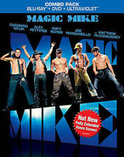 Magic Mike (Blu-ray Disc, 2015)Audio English, Francais & Espanol