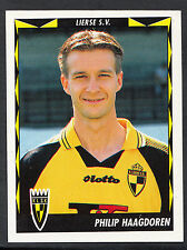 Panini Belgian Football 1999 Sticker - No 227 - Lierse S.V - Philip Haagdoren