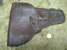 Russian style Romanian leather military Tokarev holster TT33 Soviet Era USSR