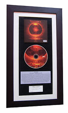GODSMACK The Oracle CLASSIC CD GALLERY QUALITY FRAMED+EXPRESS GLOBAL SHIPPING