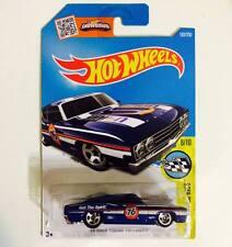 Hotwheels 2016 '69 Ford Torino TALLADEGA (76) - Hot