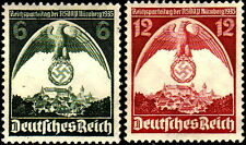 German WW2 Nazi, #586-67 3rd Reich Germany postage