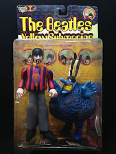 MCFARLANE TOYS THE BEATLES YELLOW SUBMARINE RINGO & BLUE MEANIE *DAMAGED BOX*