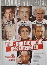 (A56) Gerollt - Didi und die Rache der Enterbten - 1985 Dieter Hallervorden