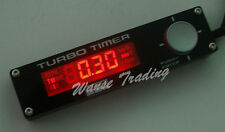 Universal Turbo Timer Type 0 Relay Controller Kit Red Led LCD Digital Display