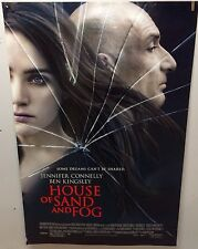 Original Movie Poster House Of Sand And Fog Double Sided 27x40