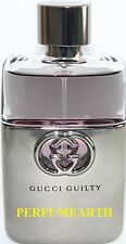 Gucci Guilty By Gucci 3.0oz./90ml Edt Spray For Men New In Tstr Box Or Un Box