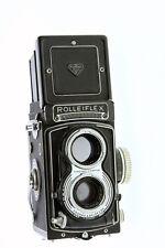 Rolleiflex T with Zeiss Tessar 75mm f3.5 Lens