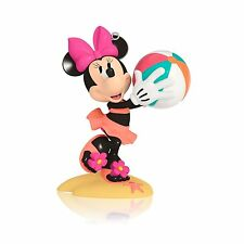 Minnie Has A Ball! - 2014 Hallmark Ornament - A year of Disney Magic - #1 - NIB
