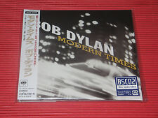 2014 BOB DYLAN MODERN TIMES   JAPAN MINI LP BSCD2  Blu-spec CD 2