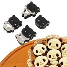 Craft DIY kleine Panda Form Sandwich Brot Kuchen Schimmel Cookie Cutter Mould