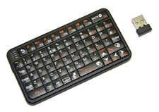 Ultra Mini Backlit Wireless Keyboard and Air Mouse PC PS3 XBOX360 ANDROID Linux