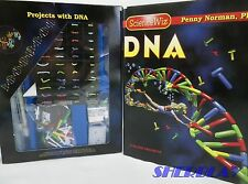 Science Wiz: DNA Experiment Kit with 8 Major Projects