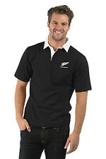 "NEW ZEALAND RUGBY SHIRT, SHORT SLEEVE , SIZE M (44""), CHRISTMAS GIFT IDEA.."