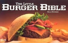 The Little Burger Bible (Nitty Gritty Cookbooks)