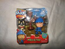 Disney's Mike the Knight Mike & Yap Play Set New