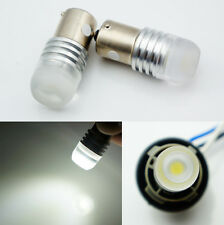 4x 6V 1156 ba15s 1.5W LED SMD White Car Bulb Light Brake/Turn/Tail /Reverse