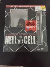 WWE HELL IN A CELL LIMITED EDITION SUPERSTAR MINI BUST KANE DVD SET #ED TO 3500