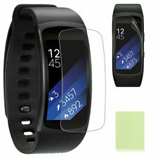 NEW Screen Protector Film for Samsung Gear Fit2 Smart Bracelet Band Wristband E7