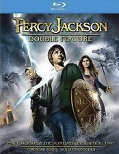 Percy Jackson & the Lightning Thief/Percy Jackson: Sea of Monsters (Blu-ray Disc