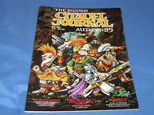 WARHAMMER-EXTREMELY RARE-CITADEL JOURNAL-AUTUMN-1985-AWESOME-MINT CONDITION