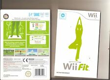 WII FIT SOLUS NINTENDO WII work out WII FIT
