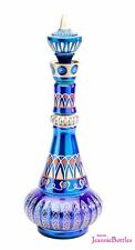 NEW MIRRORED BLUE DJINN I DREAM OF JEANNIE/GENIE BOTTLE!