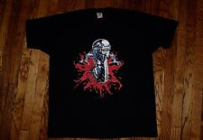1992 ALIENS chestburster 80s space horror movie t-shirt vintage predator 90s XL