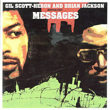 Anthology: Messages by Gil Scott-Heron/Brian Jackson (CD, Jul-2005, Soul...