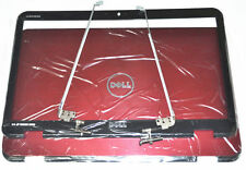 NEW GENUINE DELL INSPIRON 15R N5110 M5110 LID COVER RED BEZEL HINGES C6H33 40W17