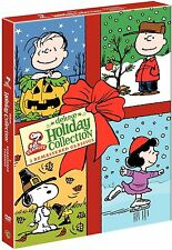 Charlie Brown Peanuts: Great Pumpkin Halloween + Thanksgiving + More Box/DVD Set