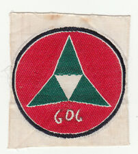 Early War Vietnamese 606th Special Forces Battalion Insignia