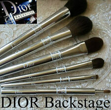 100%AUTHENTIC Exclusive DIOR SHOW Backstage SILVER LARGE EYESHADOW EYE BRUSH £40