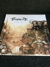 "Finntroll – Blodsvept LP / 7"" BROWN RUST VINYL Slipmat Included Black Metal Folk"