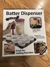Cupcake Pancake Batter Dispenser Muffin Helper Mix Pastry Jug Baking DIY Tool