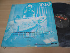 Ronnie James DIO Dream Evil LP Made in Colombia 8325301 columbian Edition Rare