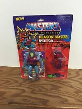 Dragon Blaster Skeletor Action Figure 1984 MOTU Masters of the Universe He-Man